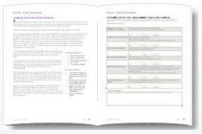 Thats Customer Focus sample page three