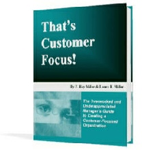 Thats Customer Focus Paperback