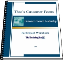 Customer-Focused Leadership Workshop